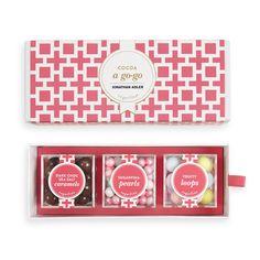 All New - Sugarfina x JA Cocoa a Go-Go Bento Box