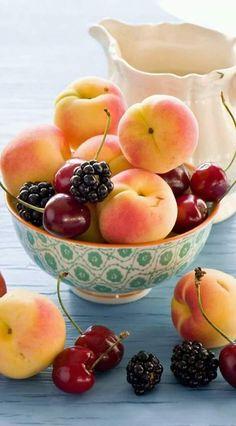 "thelordismylightandmysalvation: "" ♥ ""Fresh Fruit"