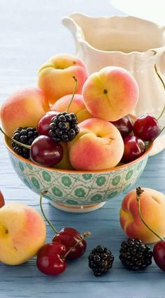 "thelordismylightandmysalvation: "" ♥ ""Fresh Fruit"