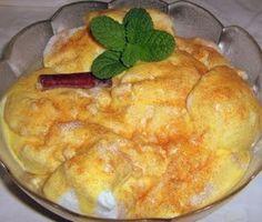 Farófias com Arroz Doce - http://www.receitassimples.pt/farofias-com-arroz-doce/