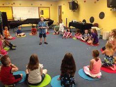 Fruit basket turnover game for fruit of the spirit lesson
