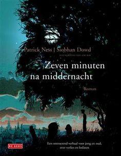 Gouden Lijst 2014 (Categorie vertaalde boeken): Zeven minuten na middernacht - Patrick Ness