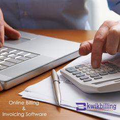 Online Billing Software -  #KwikBilling