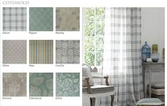 Cotswold Voyage Lorient Prestigious Textiles, Beautiful Curtains, Fabric Suppliers, Soft Furnishings, Your Space, New Homes, House, Interiors, Design