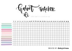 Click for a larger view Bullet Journal Printables, Bullet Journal Books, Bullet Journal School, Bullet Journal Ideas Pages, Bullet Journal Inspiration, Weekly Planner Printable, Planner Template, Study Planner, Planner Pages