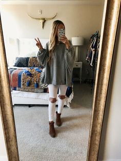 New Moda Femenina Invierno Juvenil 2019 Ideas Fall Winter Outfits, Autumn Winter Fashion, Summer Outfits, Fall College Outfits, Winter Wear, School Outfits, Winter Style, Teen Fashion, Fashion Outfits