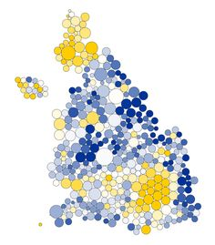 Why we didn't use a cartogram in the Brexit map | vis4.net