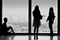 [Men are not interested in panorama] 東京 ( #Tokyo) by Bananocrate バナノクラテ