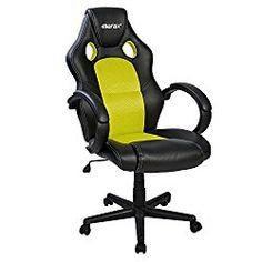 Killabee Racing Style Gaming Chair Big And Tall 400lb E