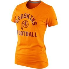 Nike Washington Redskins Ladies Hometown Tri-Blend T-Shirt - Gold Dolphin  Quotes 91f5f2d17