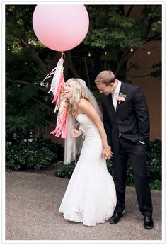 Balloons with Fringe
