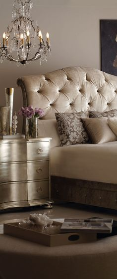Glamorous Bedroom More