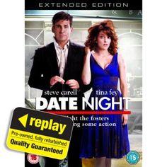 Replay DVD: Date Night (2010)