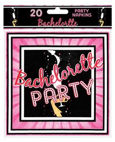 Height: ready to party! These fun and fabulous Bachelorette Party Napkins are perfect for you next bachelorette party. Comes in pack of 20 napkins. Bachelorette Party Supplies, Party Napkins, Party Needs, Girls Night Out, House Party, Free Gifts, Party Themes, Bridal Shower, Stationery