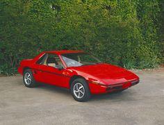 The Best Worst Cars Ever Made: 1984–88 Pontiac Fiero