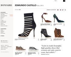 """ELLE """"Bonfaire Reveals Website Relaunch"""""""