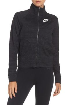 Nike Nike Sportswear Advance 15 Track Jacket available at #Nordstrom