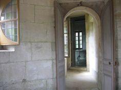 Plans et maisons du hameau