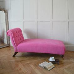 Hazelmere Contrast Chaise Longue