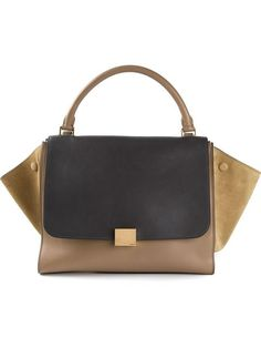 Céline Bags · Shop Céline Vintage  Trapeze  tote in Rewind Vintage Affairs  from the world s best independent 38576ab079f19