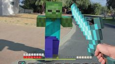 Top 7 Minecraft Animations (Minecraft Real Life Compilation) - YouTube