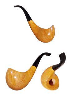 Pipa 5 -Cornetto - € 650,00 : Pipe artigianali per fumatori ...