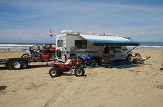 Pismo Beach Camping Spots Rv Traveling Gnome Al Stay The Night Dunes Atv Vacation
