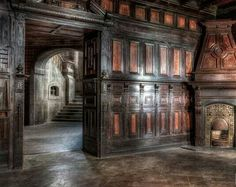 . Paranormal, Tall Cabinet Storage, Furniture, Home Decor, Abandoned Places, Germany, Decoration Home, Room Decor, Home Furnishings