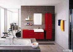 Natty Decoration For Fresh Bathroom Design - http://www.dedecoration.com/interior-home-design/natty-decoration-for-fresh-bathroom-design.html
