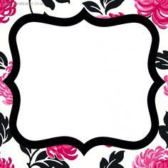 White and pink #freelabel #labeldesign #eveiolabel #owndesign #girlylabel #vintagelabel #cutelabel #blackandpink #cutelabel