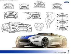 Shelby Cobra Design Study Is An Exotic-Killer | StangTV