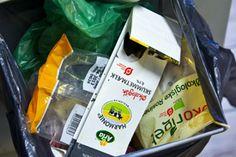 Die Website enthält viele brauchbare Tipps, darunter auch für die Abfalltrennung.