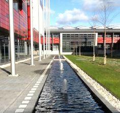 More Nottingham Trent University photos! Nottingham Trent University, Sidewalk, World, Modern, Photos, Home, Trendy Tree, Pictures, Side Walkway