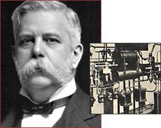 Who Made America? | Innovators | George Westinghouse, Jr. was born October 6, 1846 (died in 1914) famous for his work re alternating current... (AC vs DC) and more.