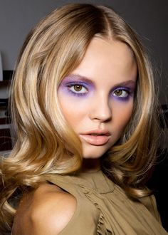 The top 10 makeup trends in 2011 - LouLou