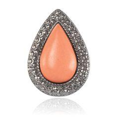 Samantha Wills Bohemian Bardot Ring Apricot