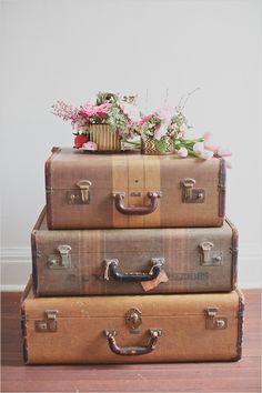 vintage suite cases