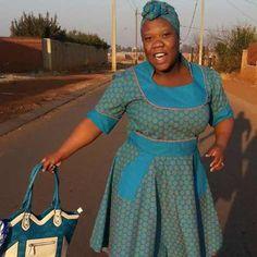 shweshwe dresses african traditional 2016 - style you 7