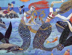 Christina Balit, Atlantis - The Legend of a Lost City