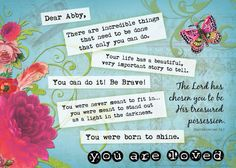 Personalized Bible verse, Bible verse for girls. Brave Girls, Deuteronomy via Etsy Sign Quotes, Bible Quotes, Me Quotes, Bible Verses For Girls, Daughters Of The King, Christian Inspiration, Girl Inspiration, Walk By Faith, Christian Parenting