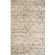 Sonya Rug in Ivory Mixed Measurements ❤ liked on Polyvore featuring home, rugs, beige area rug, moroccan area rugs, cream colored area rugs, moroccan style rugs and cream colored rugs