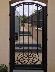 View our wrought large range of wrought iron products. From Wrought Iron Gates to Wrought Iron doors to Wrought Iron balustrades, we've got it all. Or visit our Melbourne showroom today!