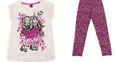 """Monster High, la collezione Autunno Inverno 2014 per tutte le """"mostramiche"""""""