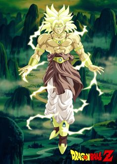 """""""Struggle all you want. In the end you'll still die!"""" - Broly"""
