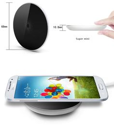 Universal Qi Wireless Charger Pad
