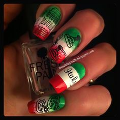 ITALY NAIL STYLINGS WITH SHERRY AND HER LIKINGS AT HER BOARDS.. SHARED AS SHE SHARED/YOU MAY ADD A PIN TO YOURS TOO !@ LIKES@