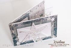 DIY Pohľadnica s efektnou fóliou / DIY Card with effective foil Vintage Crafts, Diy Cards, Cardmaking, Scrapbook, Blog, Crafting, Inspiration, Decor, Paper