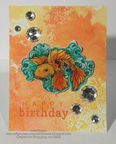 OneCraftyMama Handmade Greetings, Greeting Cards Handmade, I Card, Painting, Art, Hand Made Greeting Cards, Painting Art, Paintings, Kunst