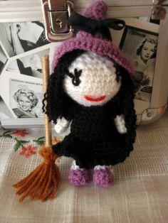 Tutorial Amigurumi Bruja Witch : 1000+ images about Amigurumi on Pinterest Amigurumi ...