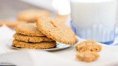 Deléitate con esta receta de galletas de avena y almendra. Aprende a prepararla con el Sabrosario de aceite Sabrosano. ¡Entra ahora!